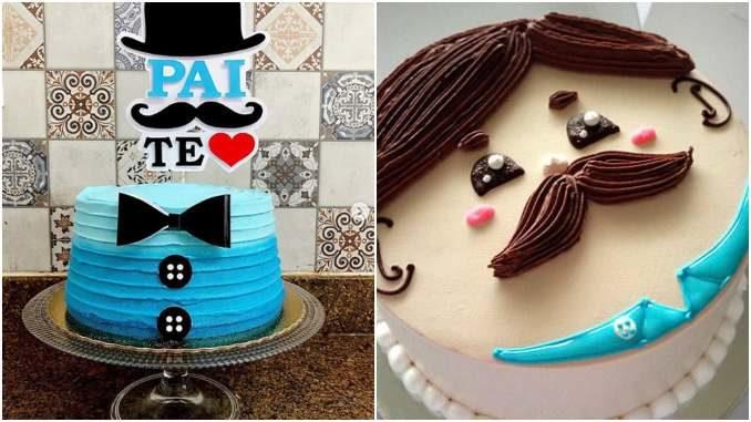 30 bolos para Dia dos Pais