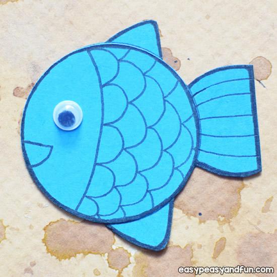 Peixe de papel