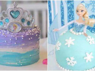 20 ideias de Bolo da Frozen