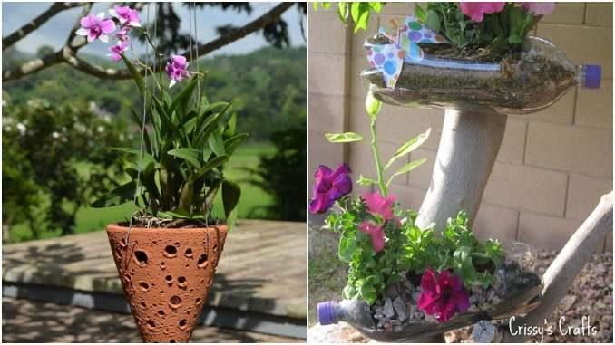 Jardinagem em vasos: 30 ideias lindas