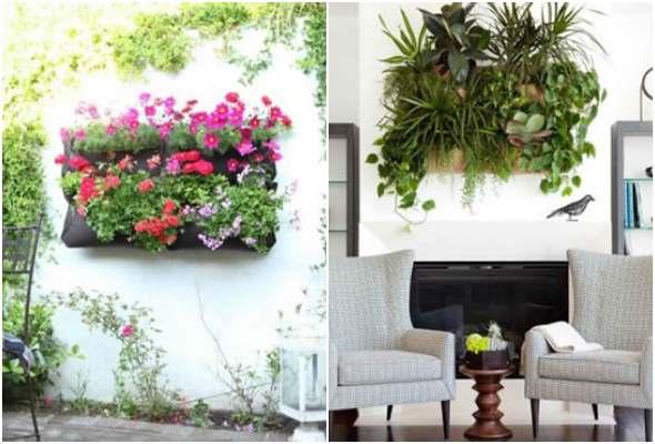 Jardinagem vertical: 30 inspirações lindas