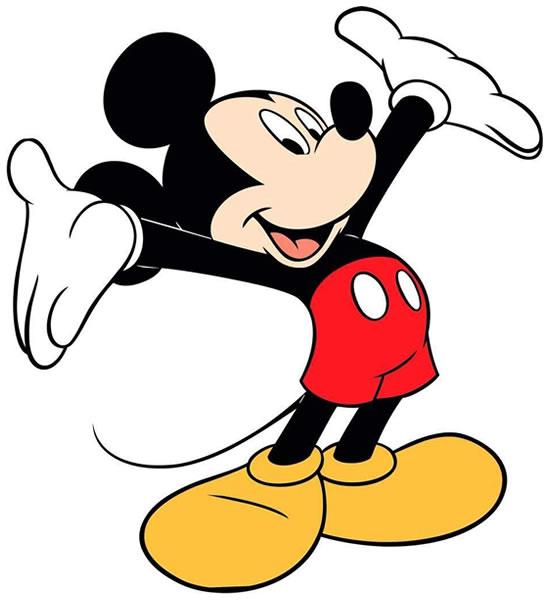 Imagem do Mickey