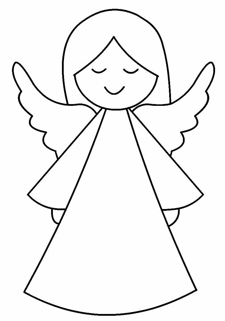 Molde de anjinha