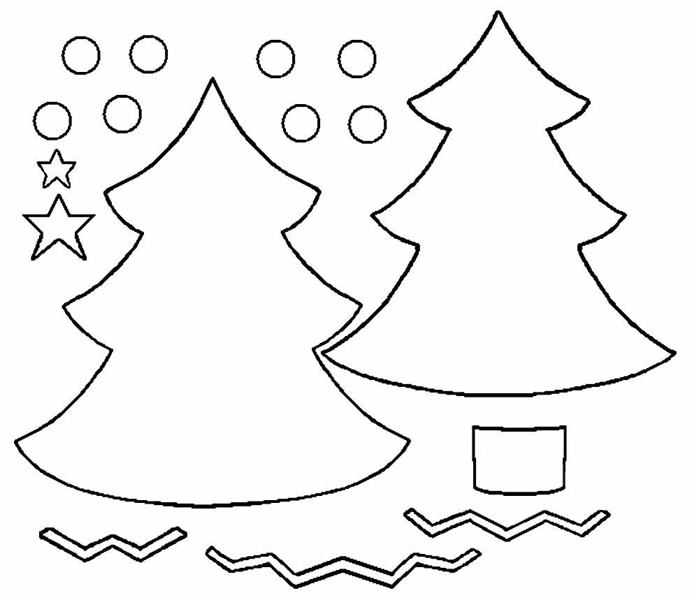 Molde de Árvore de Natal