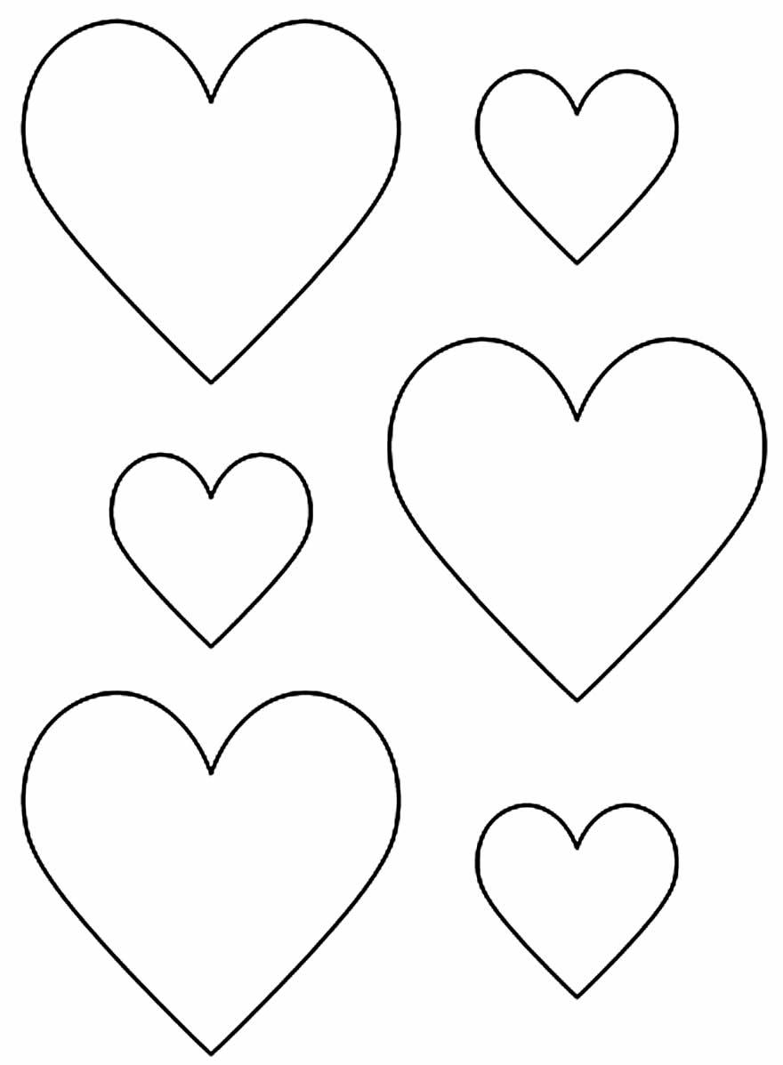 Molde de corações