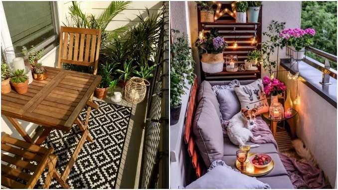 Decoração para varanda de apartamento: ideias e dicas